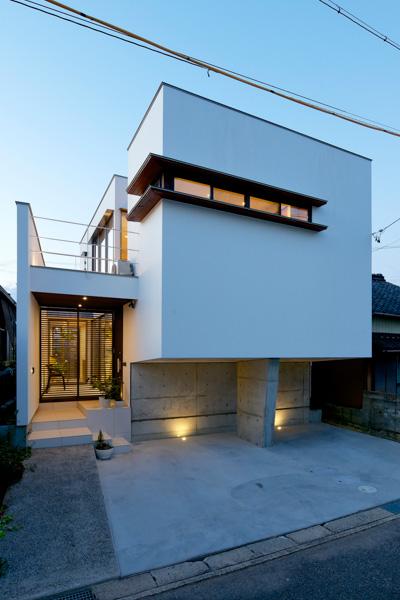 らいふくれよんモデルハウス|江南の家